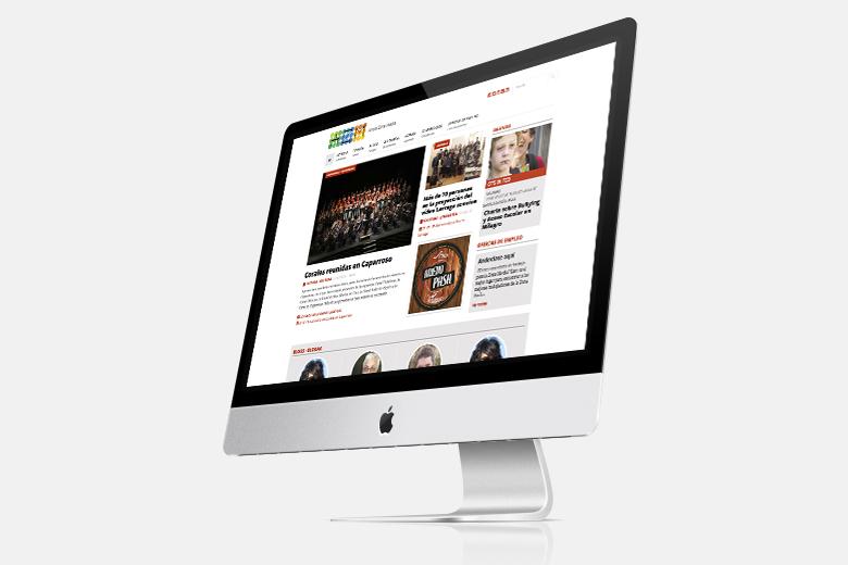 Web Ahora Zona Media