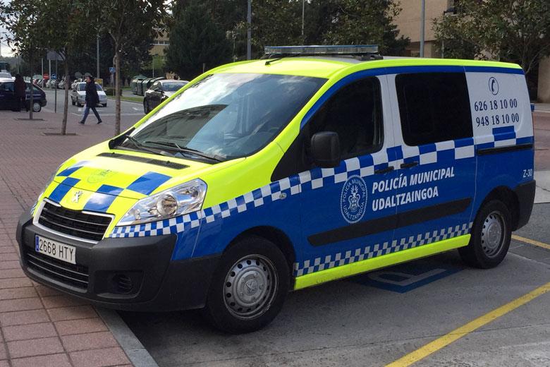Policía Municipal Barañain